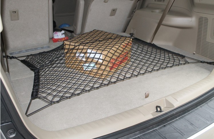 General automobile luggage storage net hook For Land Rover discovery 2 3 4 sport freelander 1 defender evoque Car Accessories