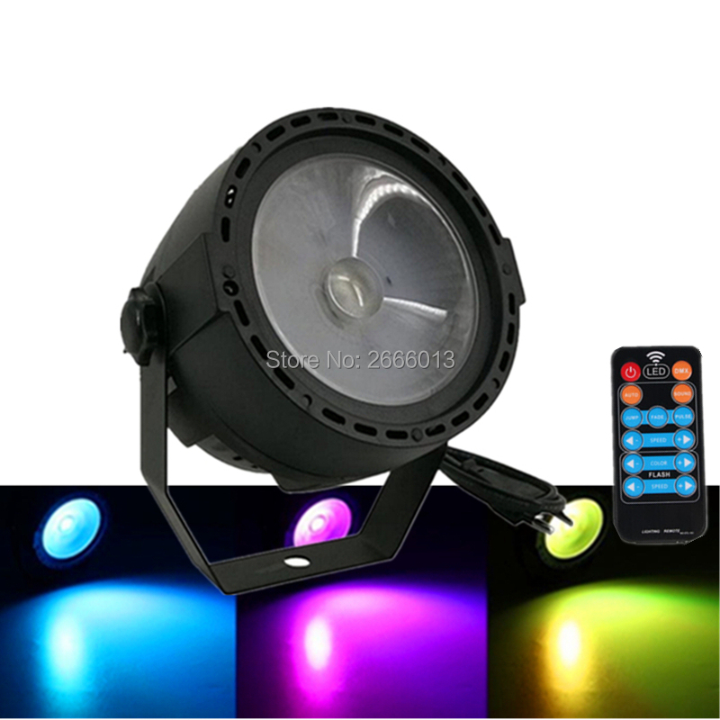 RGB+UV 30W LED COB Wash Effect Stage Light,Remote Control UV /RGB 3IN1/Purple/RGBW/LED Par Light,DJ Mini LED Strobe Stage Lamp 30w high power professional stage light butterfly laser light rgbw sound control 110 240v stage lamp