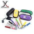 Cigarrillo electrónico eGo e Cigarette CE4 EGO Kits Vape 1.6 ml Atomizador 650 mah 900 mah 1100 mah Batería elektronik sigara eGo CE4 02