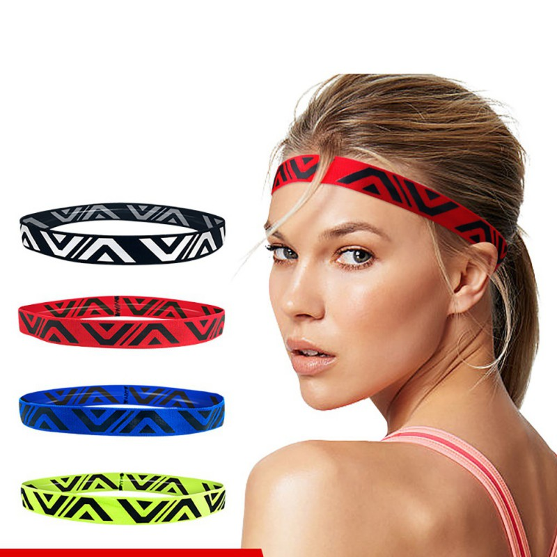 Outdoor Sports Protective Gear Headband Sport Sports Sweat Belt Hair Band Sweat Headband Men Sweat Band