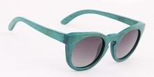 Luxury Wooden Sunglasses Ladies Gradient