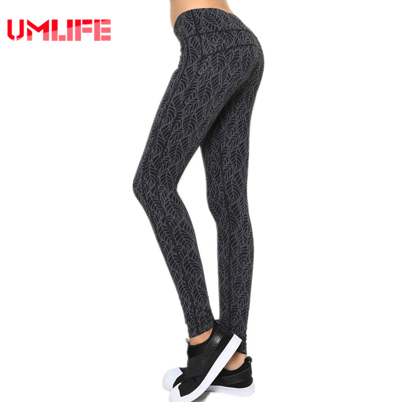 Women Print Sports Yoga Pants High Elastic Compression Tights Quick-Drying Fitness Workout Gym Running Leggings For Women