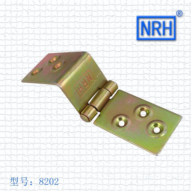 Nrh8202color цинкование ремень шарнира ГБ холоднокатаной стали, ремешок шарнира деревянный корпус и ремешок шарнир высокое качество прямые прод...