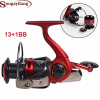 14BB Ball Bearings Spinning Reels Saltwater Sea Fishing Reel Speed Gear Spool