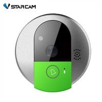 Free Shipping Vsarcam C95 WIFI Doorcam HD 720P CMOS Sensor Wireless Doorbell Two Way Audio Video