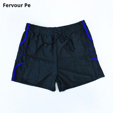 Mens Board Shorts plus size trunks New arrival stripe Loose Fast drying Summer Beach bathing A18070