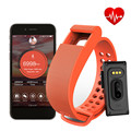 New Smart band ID105 Bluetooth 4.0 Smart Bracelet Pedometer Heart Rate Monitor Sleep Tracker Smart band for Android IOS