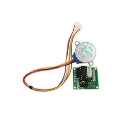 Électronique intelligente 28BYJ-48 5V 4 phases DC moteur pas à pas + ULN2003 carte pilote pour arduino kit de bricolage