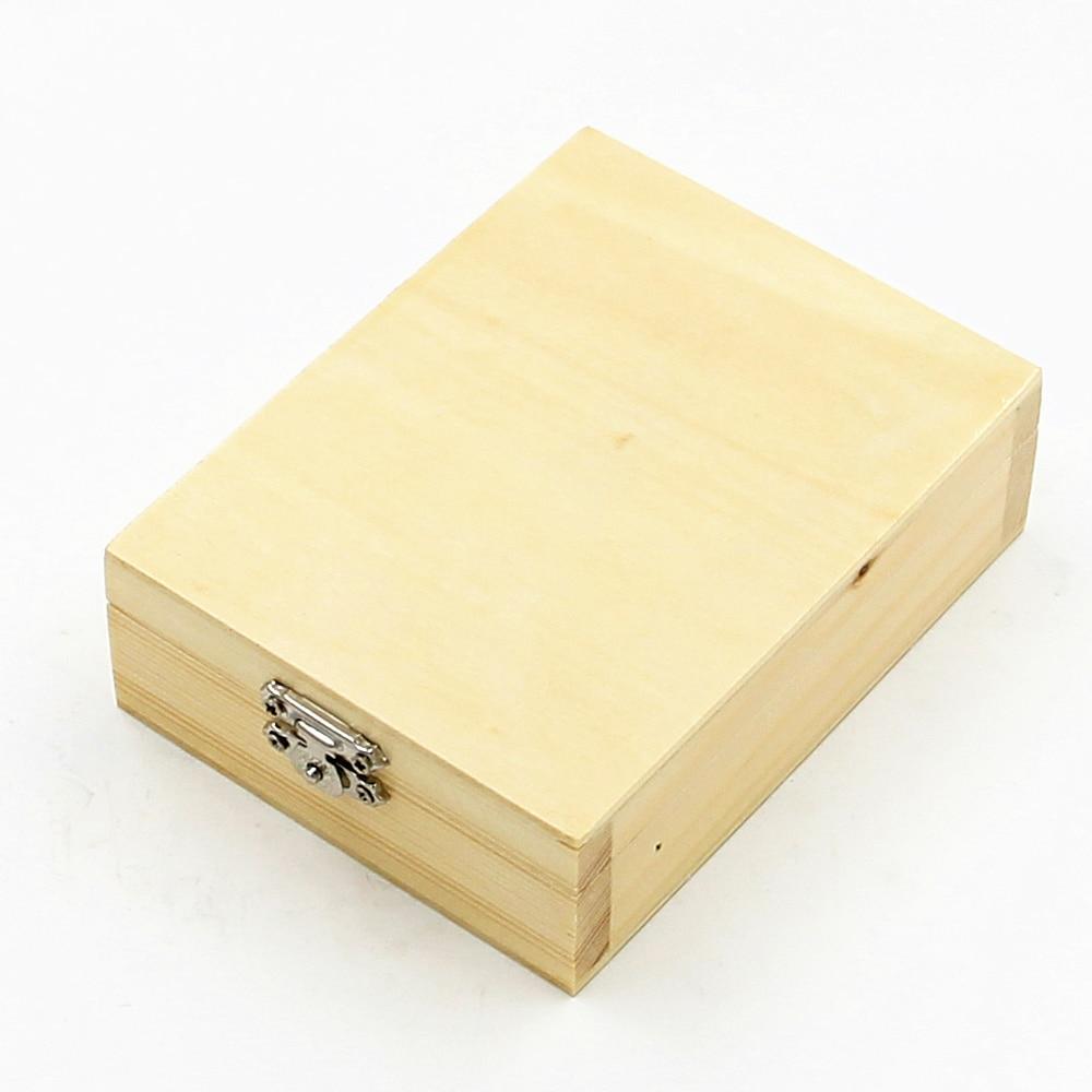 Embalaje de caja de madera 3 piezas Brocas escalonadas HSS 1/4 - Broca - foto 3