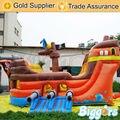 Venda quente Crianças Bouncy Castelo Bouncer Inflável do Navio Para A Decoração