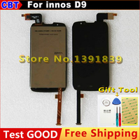 100 QC PASS LCD Display Touch Screen Digitizer Glass Panel For Innos D9 D9C