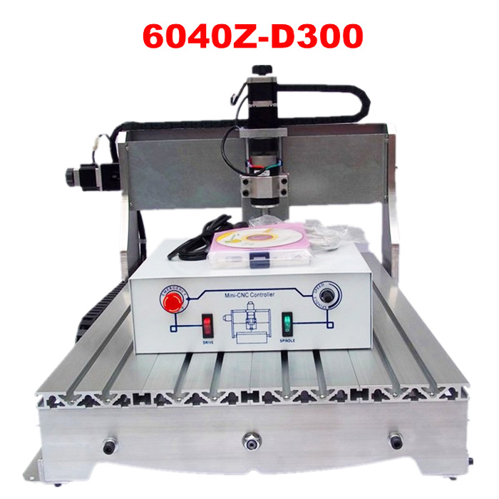 CNC 6040 wood CNC router milling machine, applicable for cutting wood, acrylics high steady cost effective wood cutting mini cnc machine milling