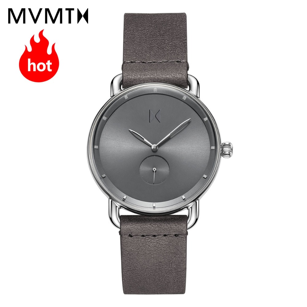 MVMT watch|Official Authorized Genuine Simple vintage fashion European and American fashion style men's watch genuine watch fashion style