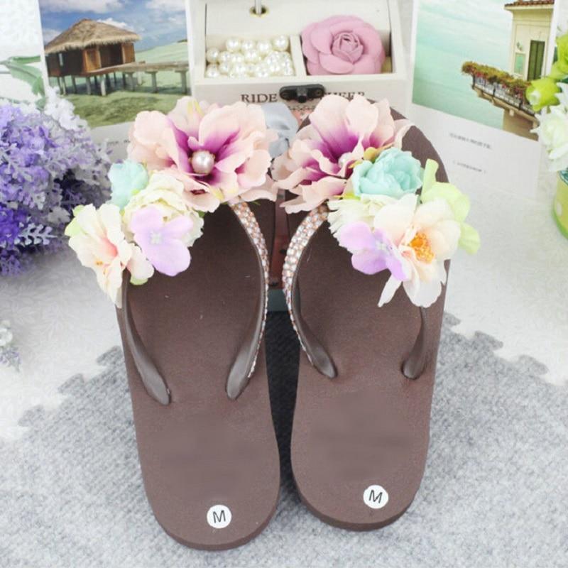 Hot Salling Frauen Outdoor Hausschuhe Sommer Strand Sandalen Schuhe - Damenschuhe - Foto 4