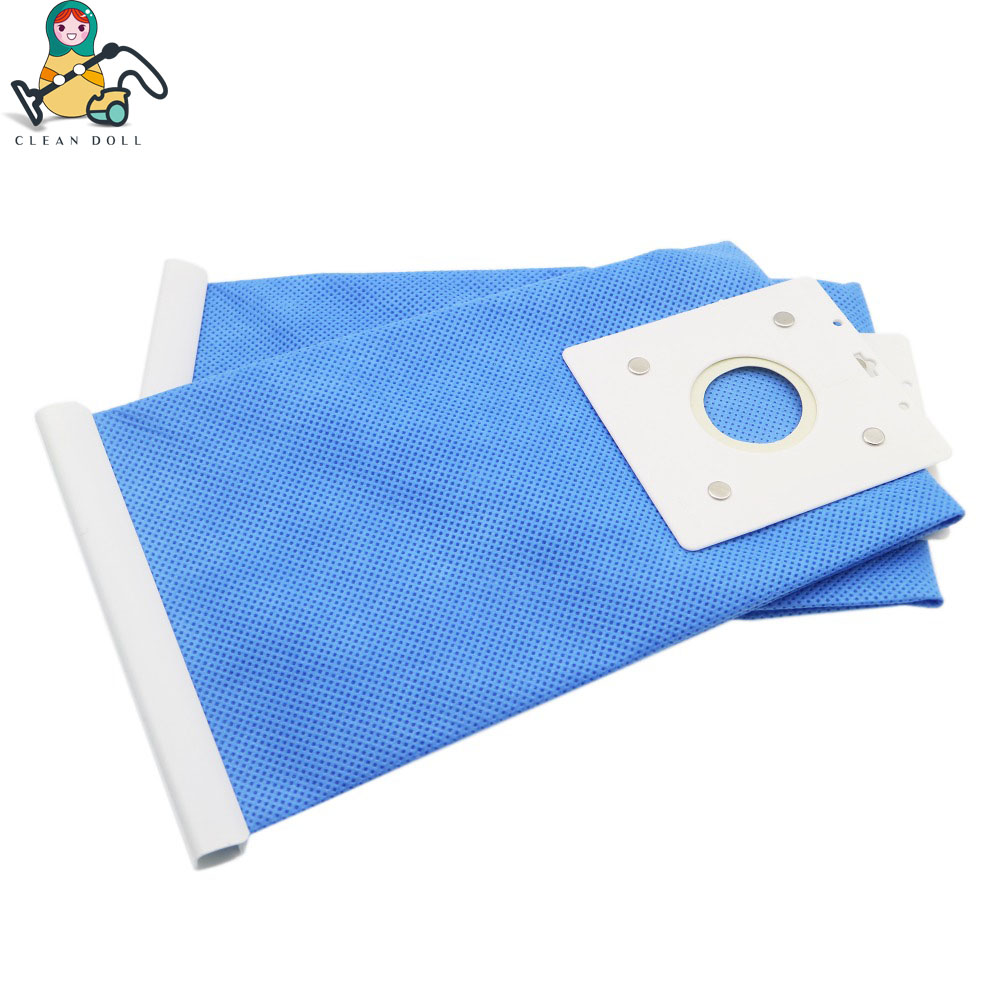 2-PCS CLEAN DOLL Non-woven Fabric Bag for Samsung DJ69-00420B VT-50 SC6140 VC-6013 SC5491 SC6161 SC4141 dust bags цена