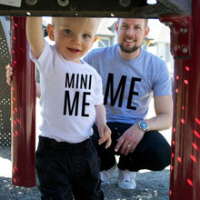 """Me & Mini Me"" Father & Son Clothes"