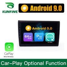 Android 9.0 ram 4g rom 64g px6 córtex a72 carro dvd gps reprodutor multimídia estéreo do carro para hyundai mistra 2017 2018 rádio unidade central