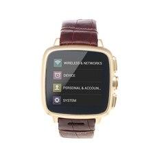 Wasserdichte Bluetooth SmartWatch IPS Touchscreen unterstützung sim-karte Smartwatch mit Kamera Sweatproof Lederband A9