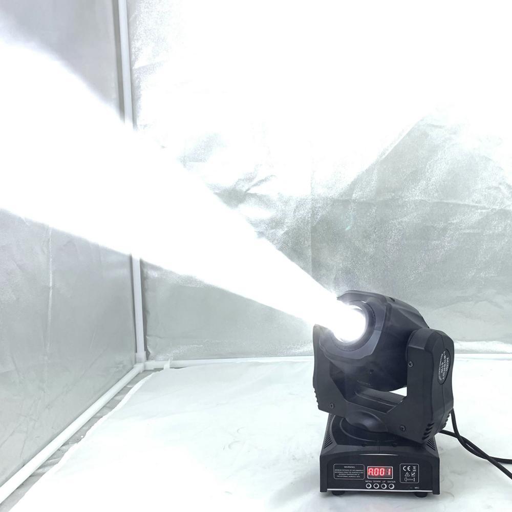 60W Mas  LED Spot Moving Head Light/USA Luminums LED DJ Spot Light 65W Gobo Moving Heads Lights Super Bright   LED DJ Spot Light