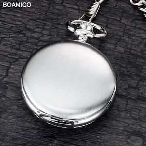 BOAMIGO brand FOB pocket watch