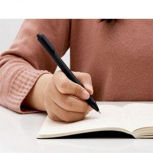 Image 3 - 5 unidades/pacote youpin kaco 0.5mm assinar caneta de assinatura caneta de tinta lisa escrevendo durável assinando 5 cores para estudante escola/escritório trabalhador