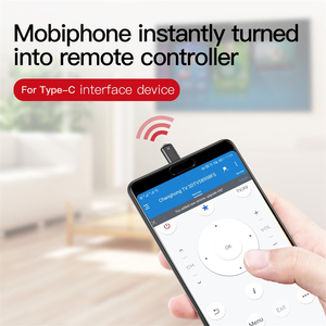 Image 2 - Baseusรีโมทคอนโทรลไร้สายIRสำหรับSamsung Xiaomi Type Cแจ็คสมาร์ทอินฟราเรดรีโมทคอนโทรลสำหรับทีวีเครื่องปรับอากาศโปรเจคเตอร์