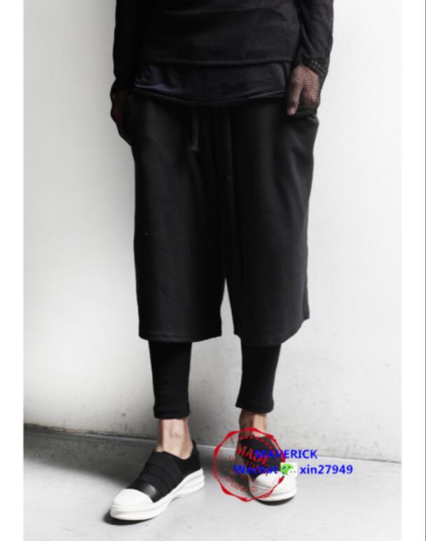 56154bdd0 Nouveau-2018-Hommes-v-tements-Bigbang-Cheveux-Styliste-de-mode-faux-deux -pi-ces-Droite-pantalon.jpg