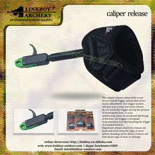 Best Buy New Linkboy Archery black Standard Caliper Bow Release Aid for compound bow hunting 1pcs/lot