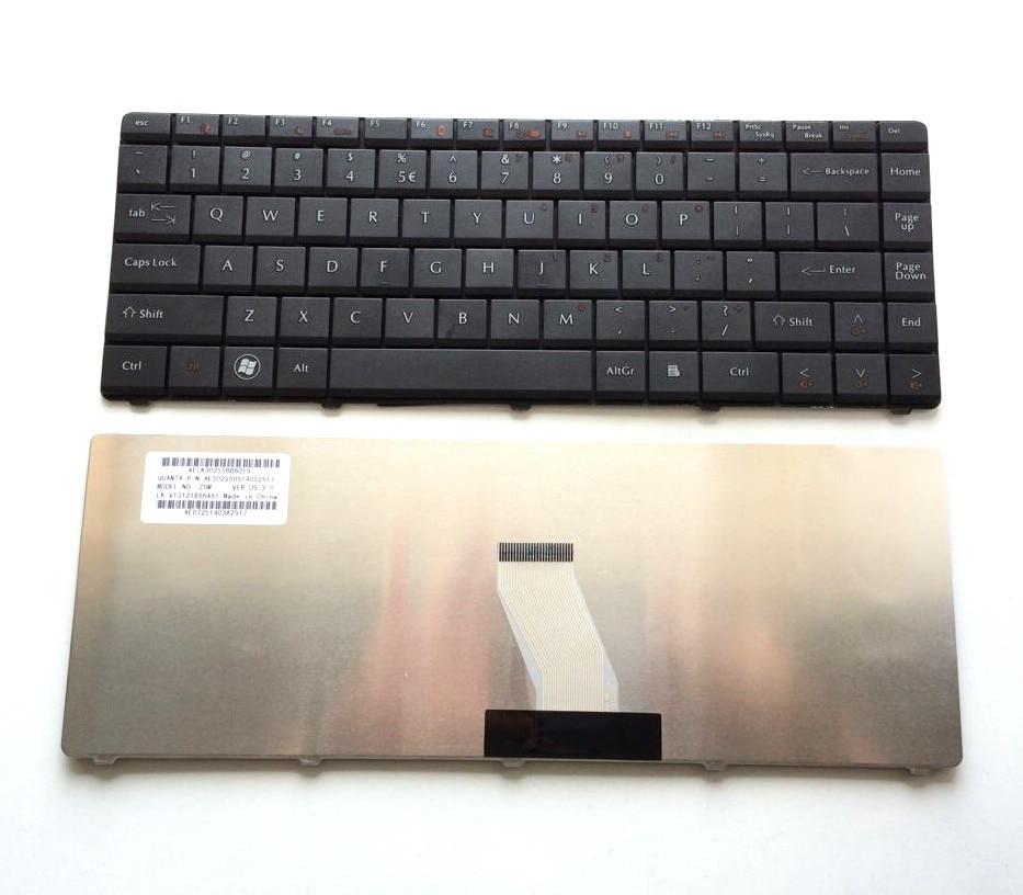 S-u-p-e-r Laptop parts Store US Black New English Replace laptop keyboard For Gateway emachines D525 D725 MS2268 4732Z 3935 D726 Z06 Z07A NV40 EMD525 EMD725