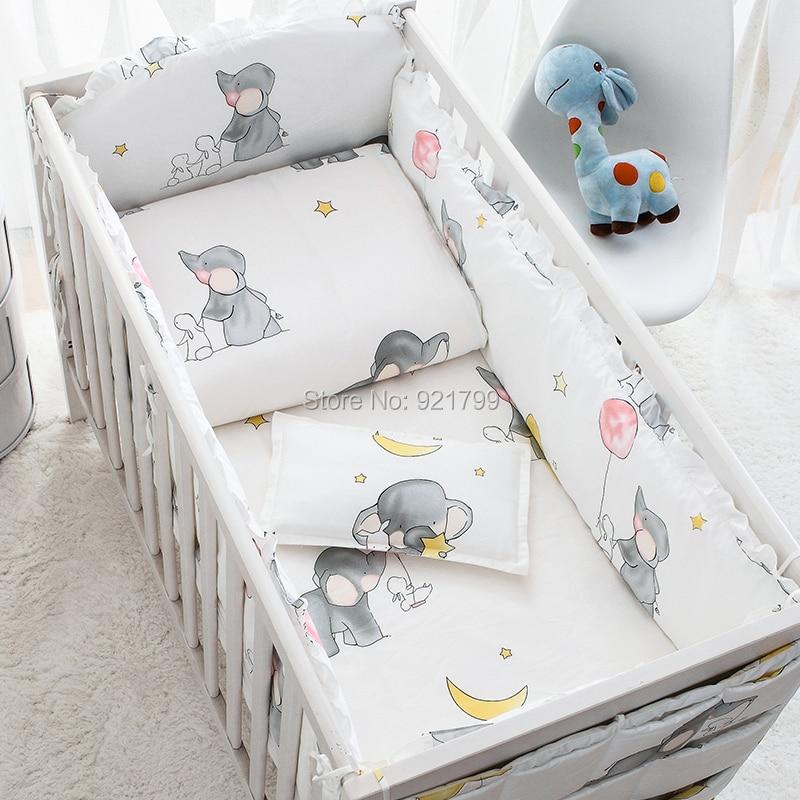 Big Discount Grau Elefanten Baumwolle Cartoon Weiche Baby