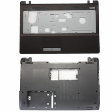 FÜR Asus A53T K53U K53B X53U K53T K53 X53B K53TA K53Z K53TK AP0J1000400 13GN5710P040-1 Laptop Bottom Fall Basis Abdeckung/ palmrest(China)