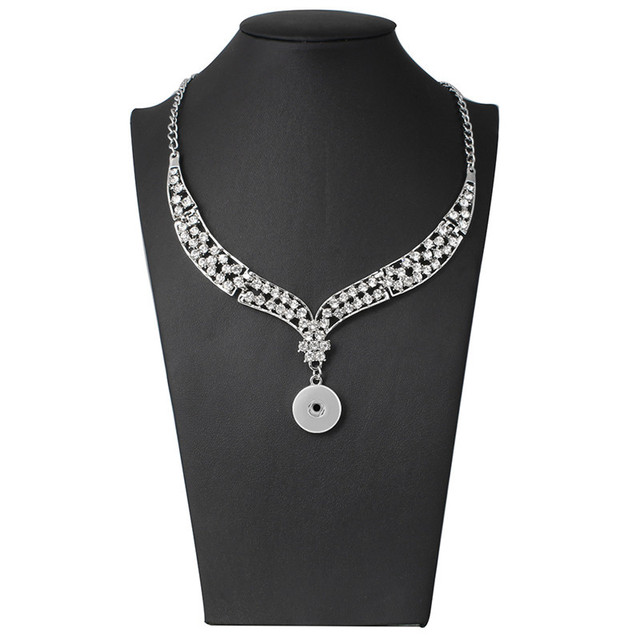 Rhinestone Snap Jewelry...