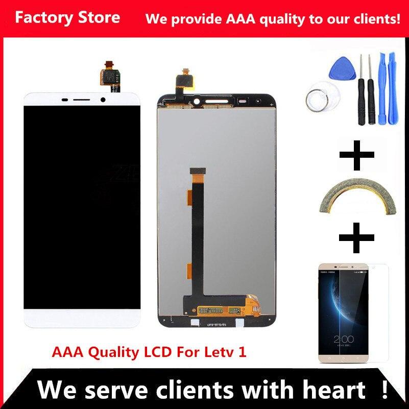 imágenes para Q & a de QYJOY AAA Calidad LCD De 1 Lcd de Repuesto Pantalla Para Letv Letv 1X600X608 Asamblea Digiziter 1920*1080