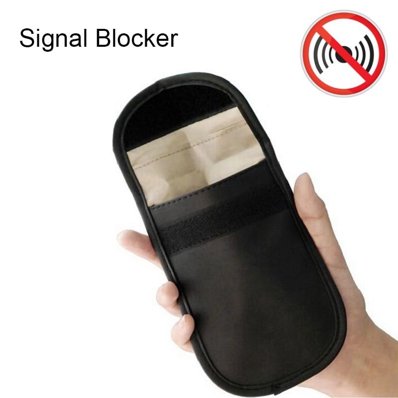 <font><b>Mobile</b></font> <font><b>Phone</b></font> Bank Card Shielding Bag Car Keyless RF Signal Blocker <font><b>Jammer</b></font> Anti Radiation Protection For Pregnant Women T