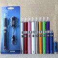 10pcs EVOD MT3 Electronic Cigarette blister Kit MT3 Atomizer evod Battery 1100mah vape vaperizer pen e cigarette ego starter Kit