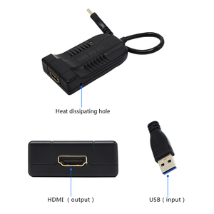 Image 4 - USB 3.0 To HDMI HD 1080P Video Cable Adapter Converter For PC Laptop