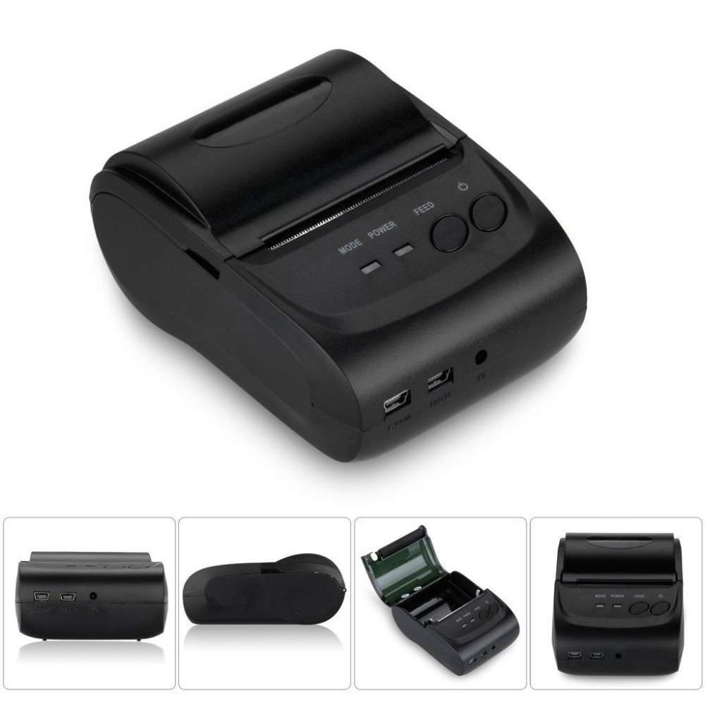 On Sale] Free SDK Wireless Android Bluetooth Thermal Printer 58mm