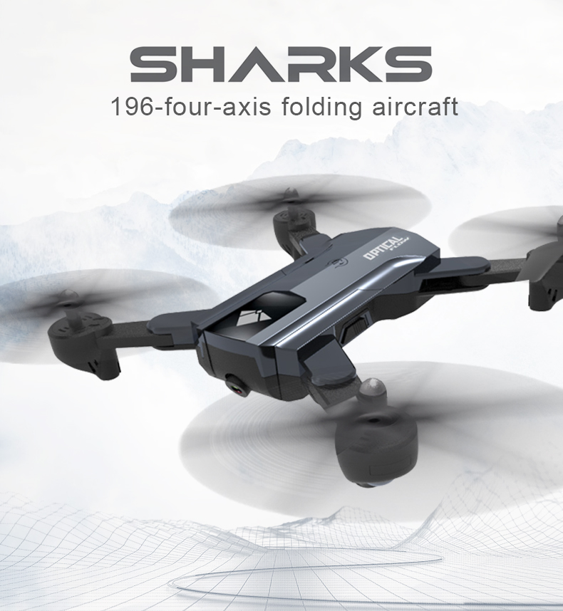 WIFI FPV Camera Drone GPS F196 X192 mins long flying Optical Flow Drones with Camera HD RC Helicopter V SG900 Syma x5C Toys 4