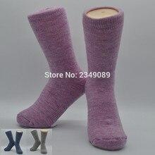 Noway/1 пара, брендовые толстые термо-носки из мериносовой шерсти, махровые женские носки, детские носки, мужские носки