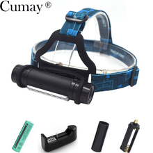 2000 люмен Портативный XPE Q5 светодиодный+ 6 светодиодный бусины налобный мини-фонарь с 3 режимами Открытый Отдых головной светильник вспышки светильник головной светильник лампа фонарь