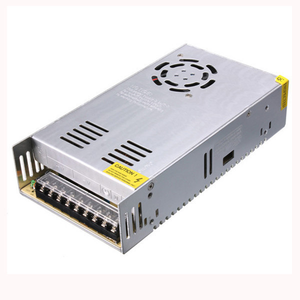 ALLISHOP Switching Power Supply 400W 40V 10A DC 110-220V AC To 48V DC power Suply for 5050 LED Strip Free Shipping allishop 300w 48v 6 25a single output ac 110v 220v to dc 48v switching power supply unit for led strip light free shipping
