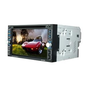 Image 5 - 6.2 بوصة والملاحة مشغل ديفيدي DVD متعددة وظيفة لاعب GPS والملاحة للسيارات المتكاملة مشغل ديفيدي 6205