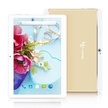 Yuntab Android5.1 K17 10.1 pulgadas 3g Tablet de Cuatro Núcleos táctil screen1280 * 800 smartphone abierto con Construido en 2 Ranuras Para Tarjetas Sim