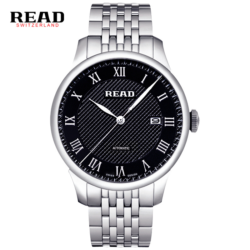 Здесь продается  READ rom luxury relogio automatic masculino sapphire crystal watches for men Royal Knight