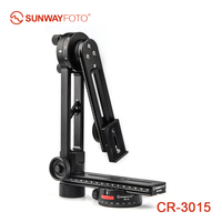 SUNWAYFOTO CR 3015 360 VR Panoramic Tripod Head Tripod Panoramic Head Camera Stand Panorama Head for Manfrotto Benro