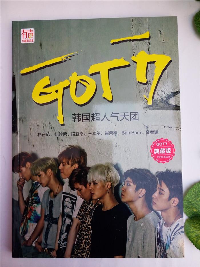 Kpop Got7 FLY Album album Bambam Jackson Junior Brand lee min ho album sing for you release date 2014 10 13 kpop