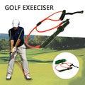 Relefree Golf Altalena Allenatore Principiante Gesto di Allineamento Sugli Aiuti Alla Formazione Forza trainer Swing di Pratica di Golf Bastone Trainging Aiuti