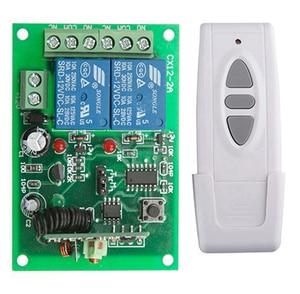 Image 1 - DC12V 24 ボルト 10A モーターリモートスイッチコントローラモータフォワード逆アップダウン壁トランスミッターマニュアルボタンリミットスイッチ