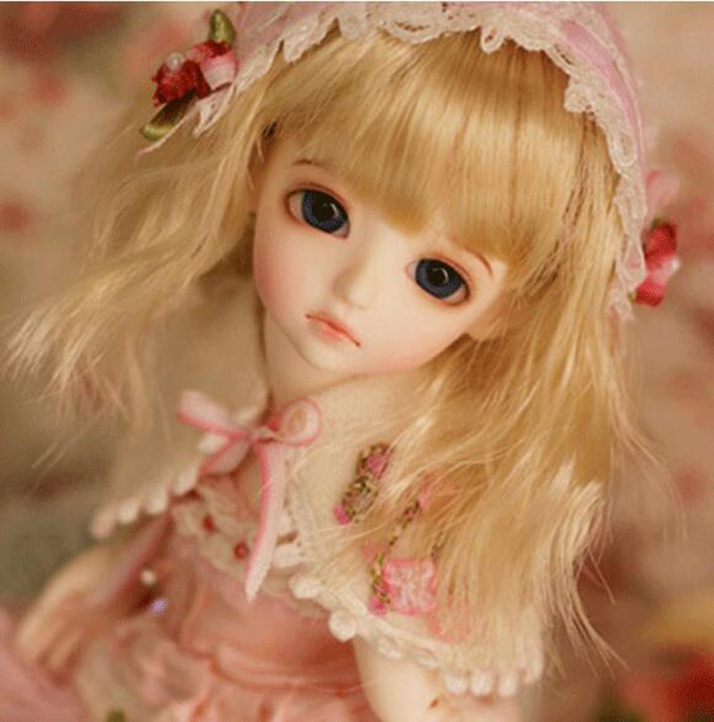 2018 New Arrival 1/6 BJD Doll BJD/SD Hani Cute Resin Doll With Eyes For Baby Girl Birthday Gift Free Shipping