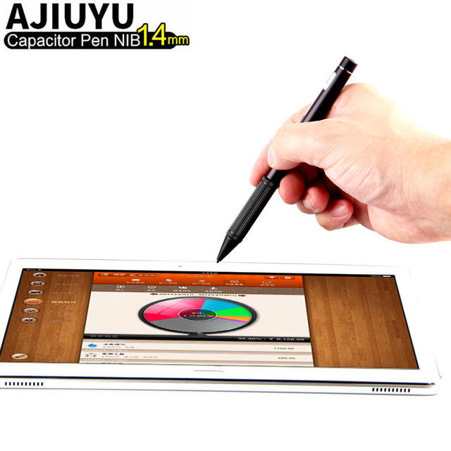 Active Pen Capacitive Touch Screen For Huawei MediaPad T2 10 Pro T1 10.0 8 Pro t2 8.0 7 7.0 X1 X2 Stylus pen Tablet NIB 1.4mm